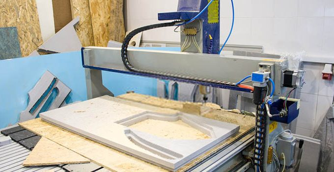 CNC Router Working Explained
