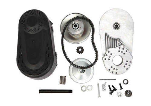 GO KART TORQUE CONVERTER for PREDATOR ENGINE by Bullet Lines