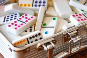 Best Mexican Train Domino Set