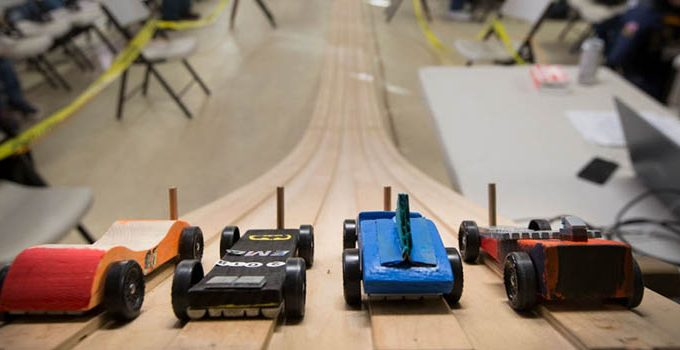 Best Pinewood Derby Cars