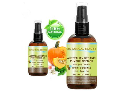 Botanical Beauty Organic Oil