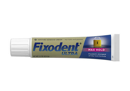 Fixodent Ultra Max Adhesive