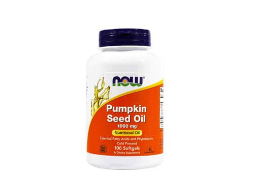 Now Foods Pumpkin Oil