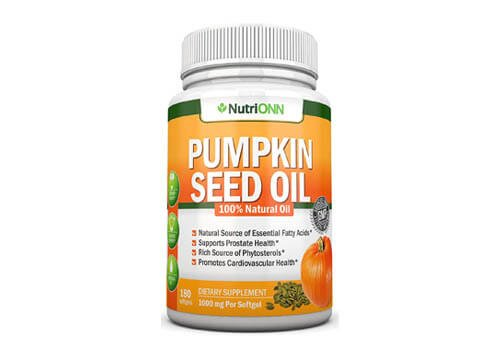 NutriONN Pumpkin Oil