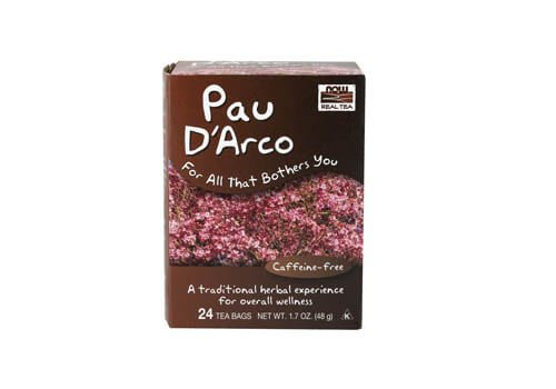 NOW Foods Pau DArco Tea