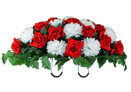 Best Artificial Flowers For Graves In 2020 Buying Guide Valid Pick