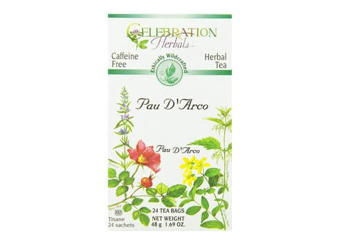 Traditional Medicinals Traditional Tea Blend Pau DArco