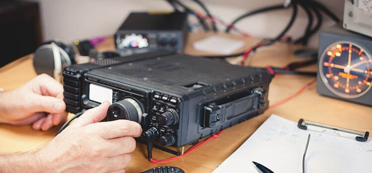 Upgrading Ham Radio