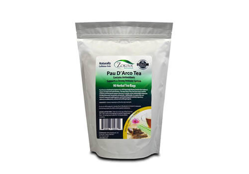 Zokiva Nutritionals PAU DArco Tea