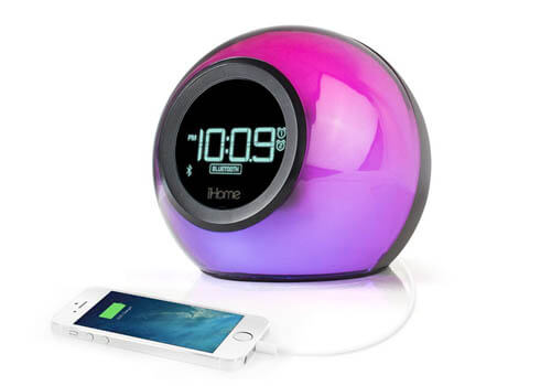 iHome IBT29 Bluetooth alarm clock