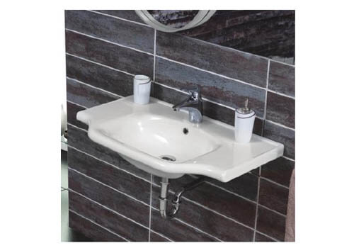 CeraStyle Yeni Klasik Wheelchair Bathroom Sink