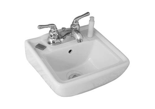 Fine Fixtures Small Wall Bathroom Sink