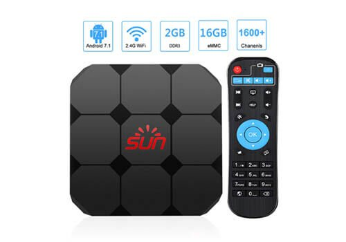 Goldenbox 1600+ IPTV Box