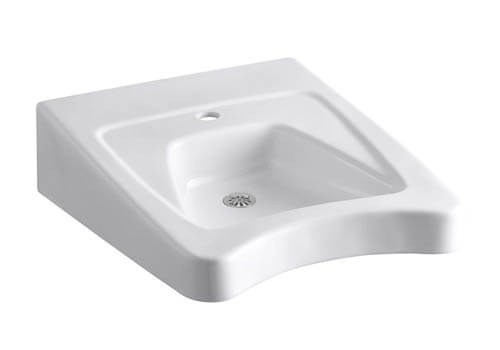 Kohler K-12630 Wheelchair Bathroom Sink