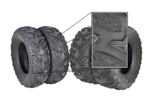 Massfx Grinder Series Tire