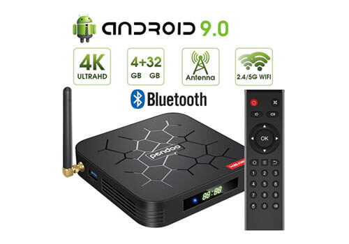 Pendoo Android 9.0 Box