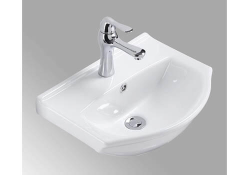 Renovator Small Wheelchair Bathroom Sink