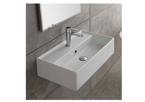 Scarabeo Teorema Wheelchair Sink