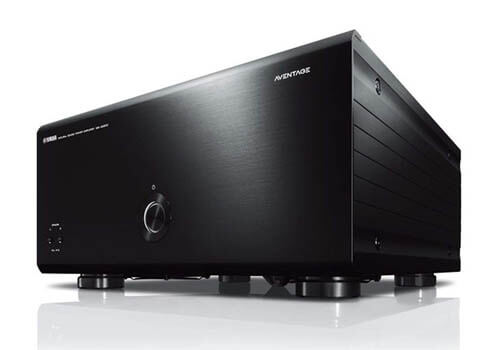 Yamaha Aventage 11 Integrated Amplifier