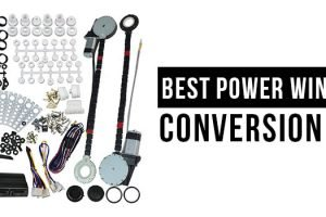 Best Power Window Conversion Kit Buying Guide
