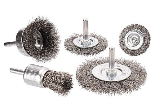 Cal-Hawk 40pc Wire Wheel Brushes