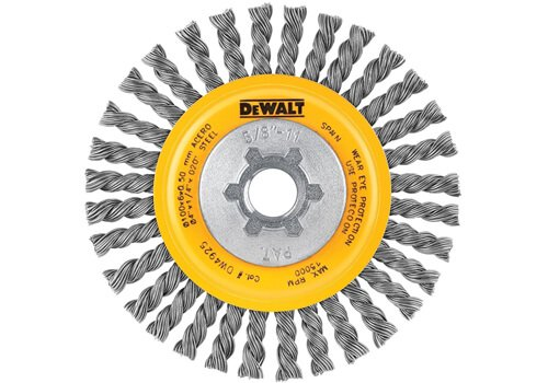 Dewalt Wire Stringer Wire Wheel