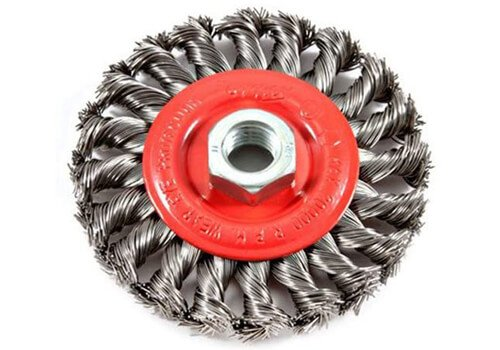 Forney 72759 Knot Wire Wheel