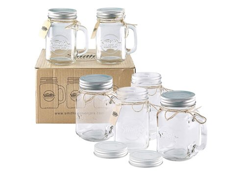 Smiths Mason Jars Mugs