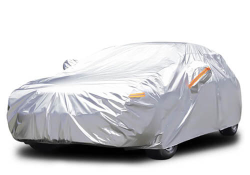Audew 6 Layers Waterproof Car Cover