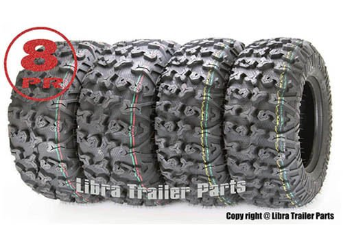 FreeCountryStore et of 4 Premium FREE COUNTRY ATV UTV Tires