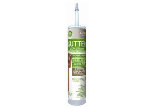 GE GE50G01 Clear Gutter Sealant