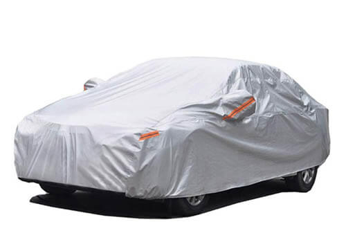 GUNHYI Outdoor Waterproof All Weather Car Cover