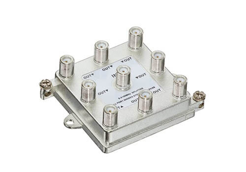 Leviton 47690-G8 1 X 8 (8-Way) 2Ghz