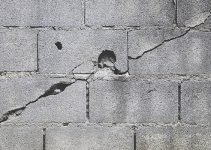 Repairing Cracks in Concrete Foundation Wall