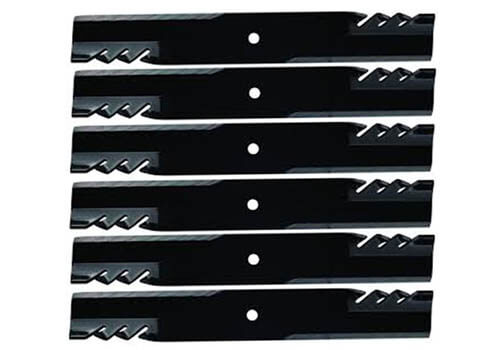 Replaces Gravely 6PK Oregon Gator G5 Blades