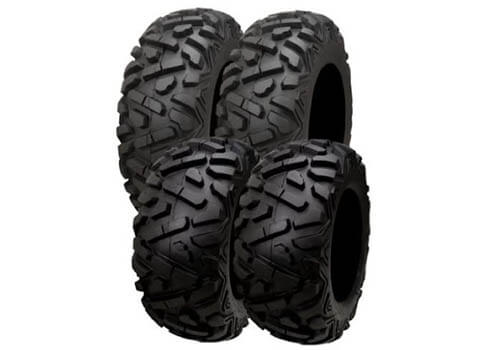 Thumper Jockey ATV Tire Set of 4