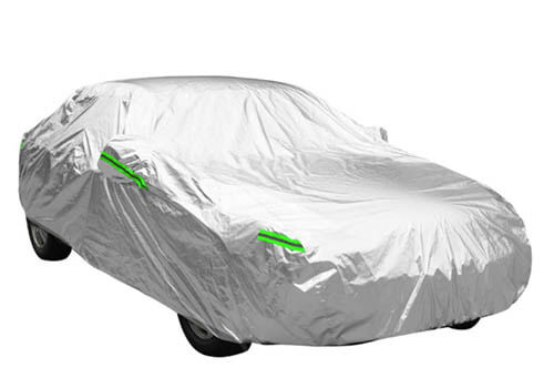 WOKOKO Outdoor Car Cover