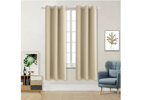 BGment Thermal Insulated Blackout Curtain