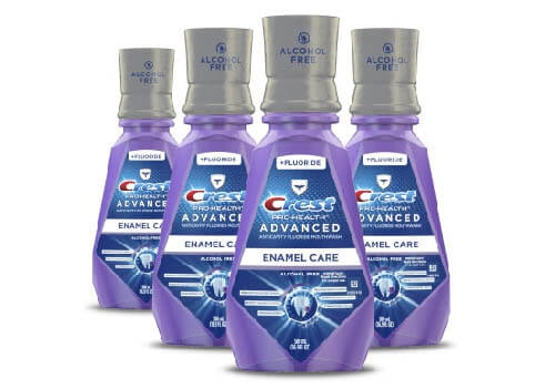 Crest ProHealth Advanced Alcohol-Free