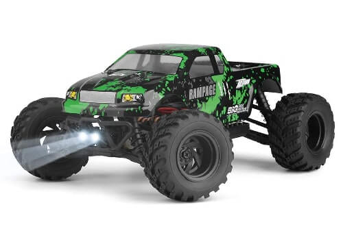 HAIBOXING 1 18 Scale All Terrain RC