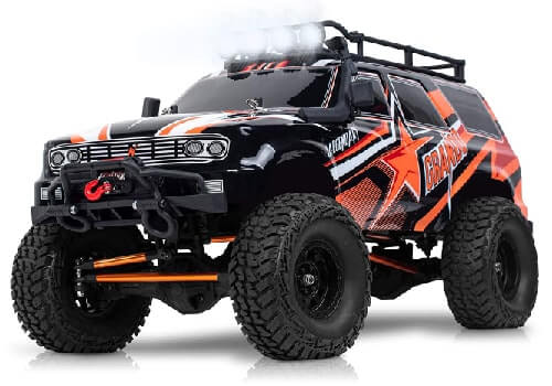 LAEGENDARY 1 10 Scale Large RC Rock Crawler