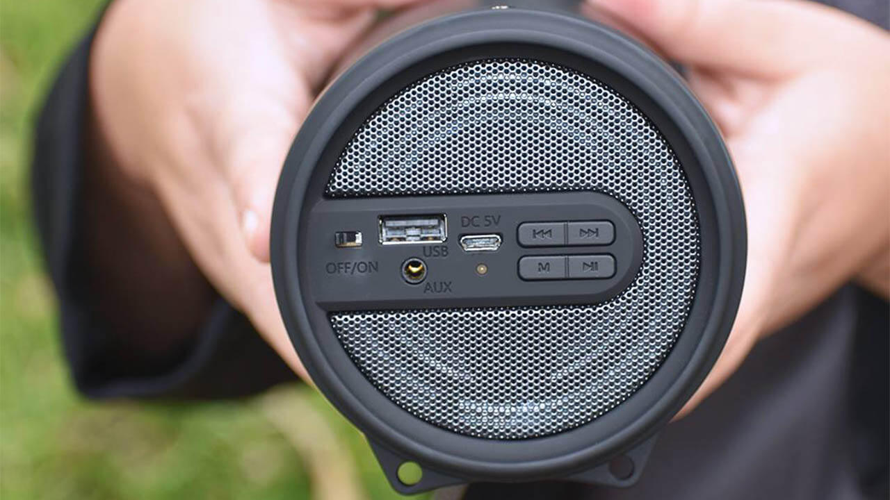 Bass of Axess Speakers