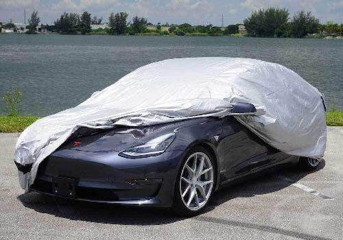 EVANNEX Car Cover for Tesla Model 3