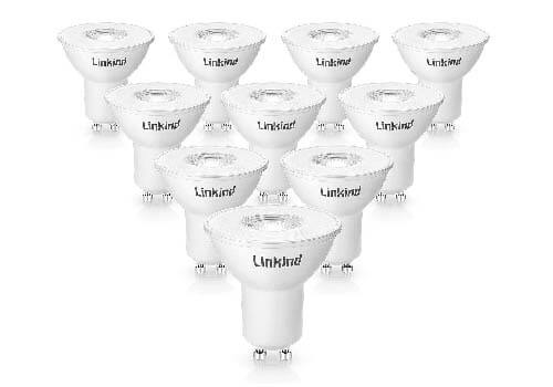 Linkind GU10 LED Bulbs Dimmable