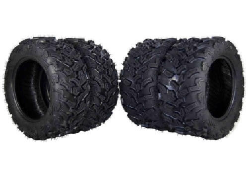 MASSFX 4 Set ATV Tires