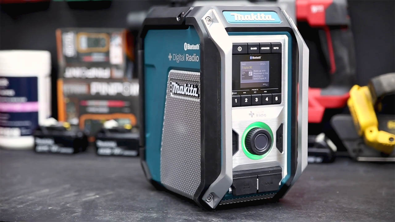 Makita Radio Comparison