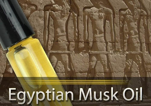 Natural Cosmetics Pure Egyptian Musk Oil