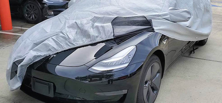 Outdoor Cover for Tesla Model 3