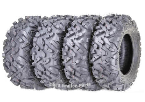 Road Guider Set of 4 ATV UTV Tires