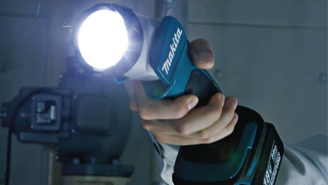Small Size Makita Flashlight